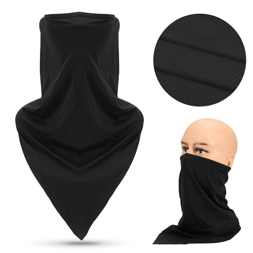 Cycling Triangle Face Mask Bandana
