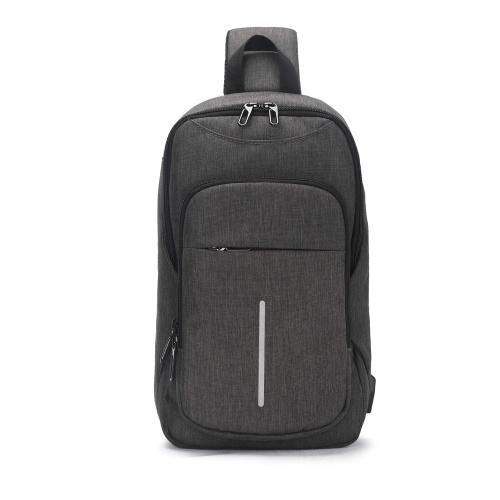 USB Business Messenger Bag Кросс-сумка для мужчин