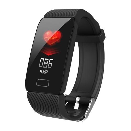 Q1 Умный браслет 1,14 дюйма Цветной экран Спортивный браслет Smartband