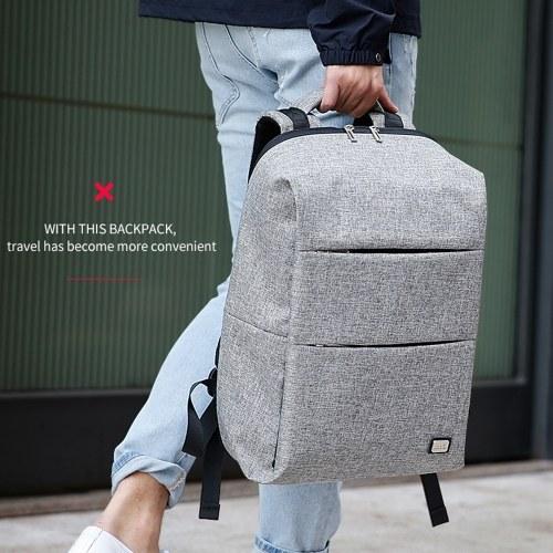MARK RYDEN Large Capacity Anti-Thief Multifunctional Business Laptop Bag Waterproof USB Charging Travel Men Backpack
