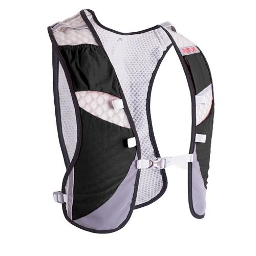 Trail Running Equipment Bag Vest Backpack Ultralight Breathable Cycling Marathon Race Rucksack