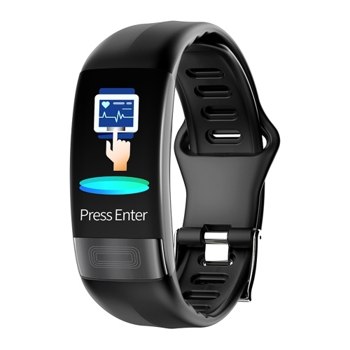 All-day Fitness Tracker Wristband For iOS for Android Waterproof Intelligent Watch