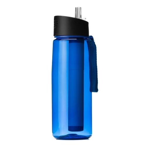 650 мл Открытый Фильтр Для Воды Бутылка Очиститель Воды Бутылка Очиститель для Кемпинга Туризм Путешествия