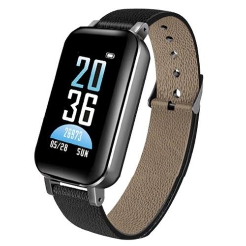 Pulsera inteligente T89 BT5.0 Auricular Reloj inteligente con pantalla TFT de 0.96 pulgadas