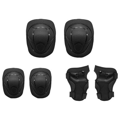 Kinderknieschützer Set 6 in 1 Schutzausrüstung