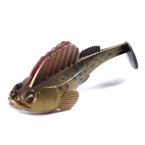 7cm 14g Fischköder Bleikopf