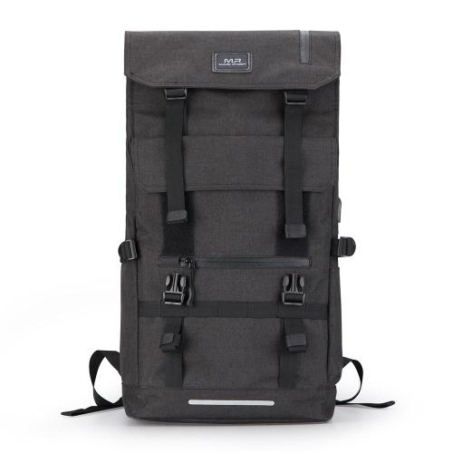 Bolsa de viagem portátil de grande capacidade MARK RYDEN Mochila multifuncional de moda para lazer