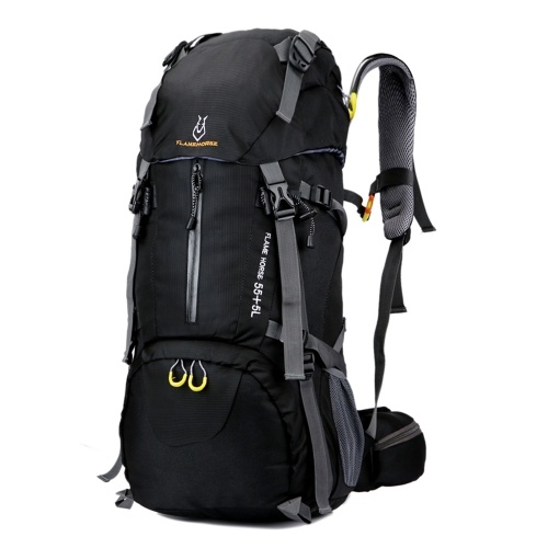 60L Hiking Backpack Water-resistant