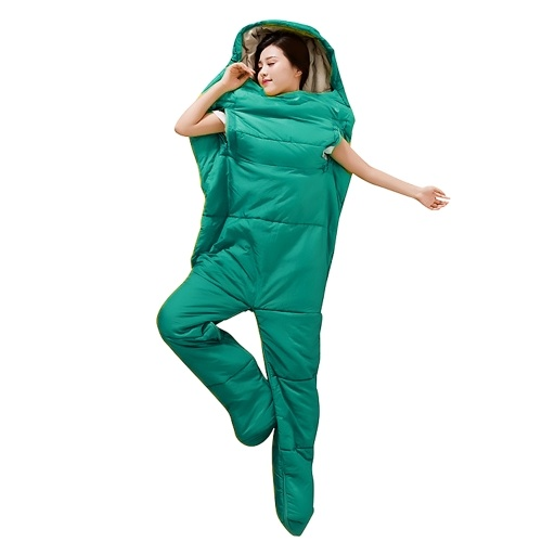 Humanoid Single Sleeping Bag