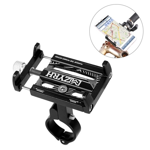 Aluminum Alloy Bicycle Phone Mount