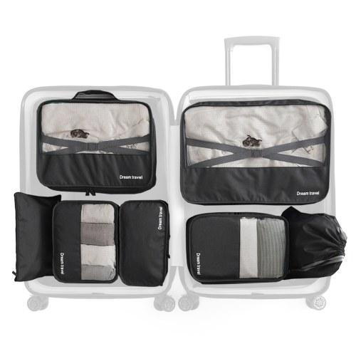 7 шт. Дорожная сумка для багажа