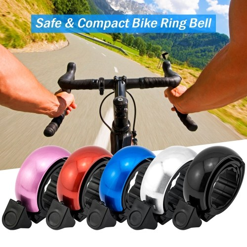 Bike Bell Bicycle Ring Bell with Loud Crisp Clear Sound for Mountain Bike Road Bike Electric Bike Image