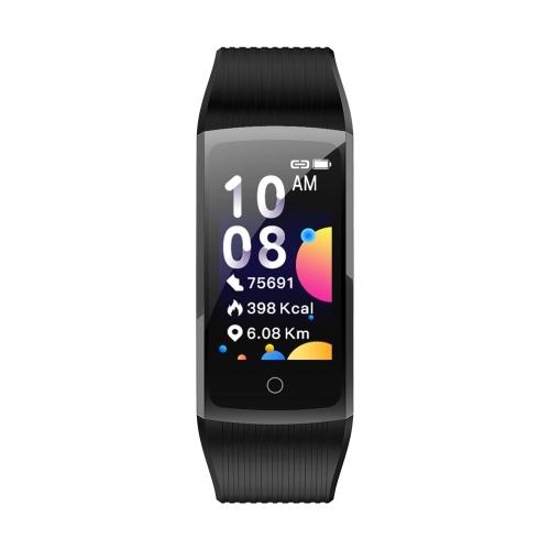 R12 Fashion Silica Gel TPU Intelligentes Sportarmband USB-Aufladung BT Step Counting Wasserdichtes Armband zur Herzfrequenzüberwachung