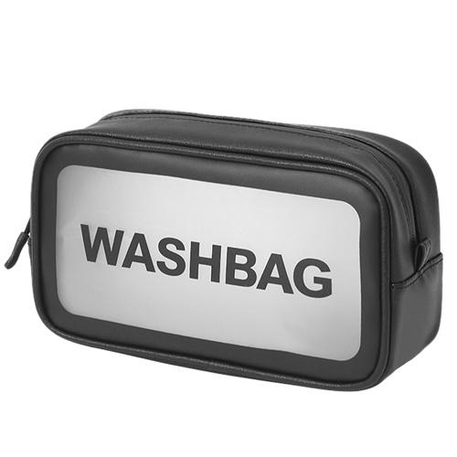 Trousse de toilette étanche pour salle de bain, sac de maquillage cosmétique de voyage, pochette de rangement pour hommes et femmes