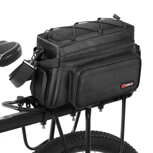 Bike Trunk Bag 25L Bicycle Bag