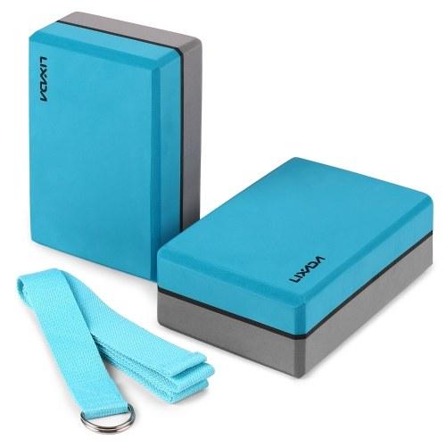 Pack de 2 bloques de yoga Lixada
