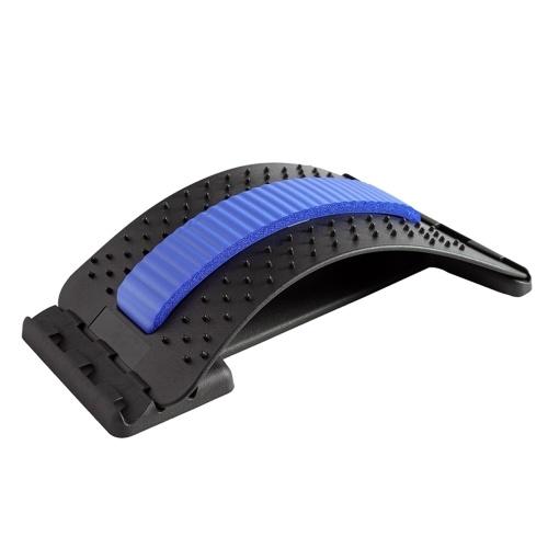 Back Massager Stretcher Fitness Stretch Equipment Lumbar Support