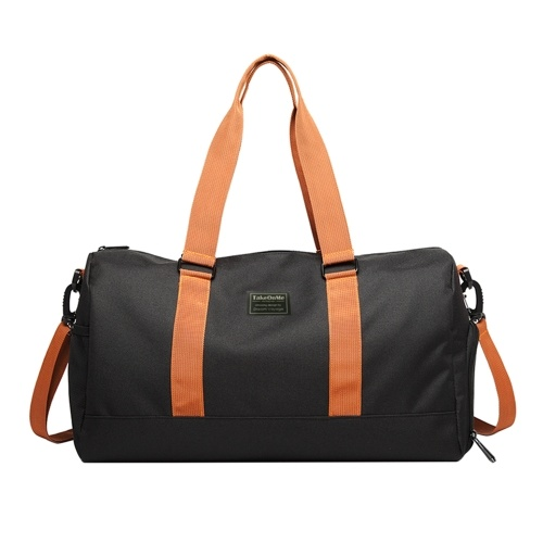 LM9920 Sport Handbag Dry Wet Separated Gym Bag Travel Fitness Training Yoga Bag with Wet Pocket & Shoes Compartment