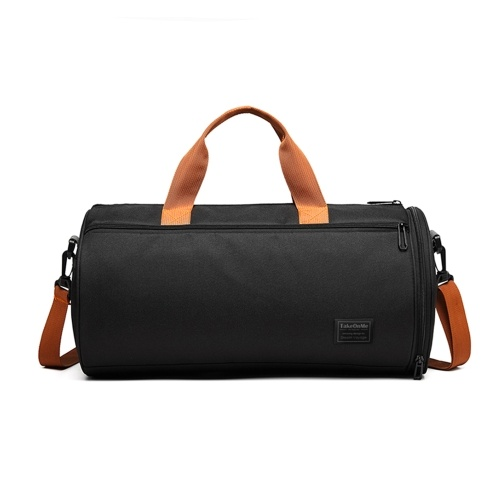 LM9921 Sport Handbag Dry Wet Separated Gym Bag Travel Fitness Training Yoga Bag with Wet Pocket & Shoes Compartment