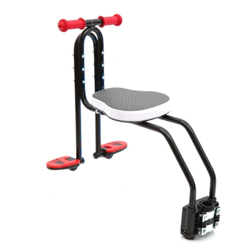 Mountain Bike Front Seats Mat Children Baby Bicycle Safety Chair Image