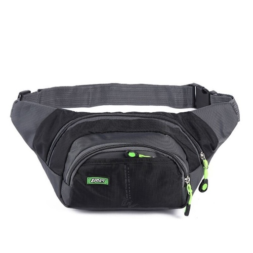 Sport Waist Bag with Large Capacity Waterproof