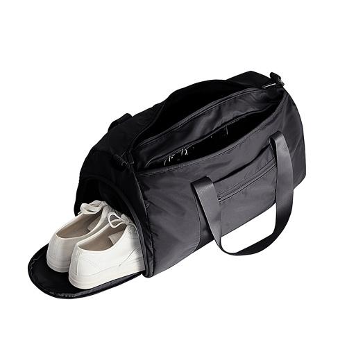 Women Men Bag Sport Gym Shoulder Bag Waterproof Wearproof Large Capacity Separate Compartment Fitness Yoga Travel Handbag