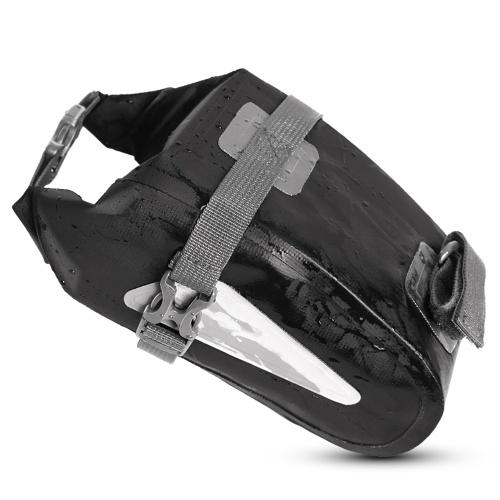 Waterproof Bicycle Bag Reflective Cycling Rear Seat Post Bag