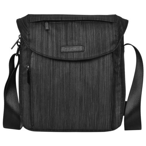 Wasserfeste Multi-Taschen Umhängetasche Herren Umhängetasche Seitentasche für Freizeitreisen Schule Wandern Camping