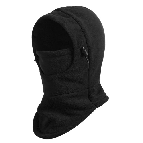 Balaclava Hood Ski Face Mask Neck Warmer Winter Fleece Hat for Women and Men