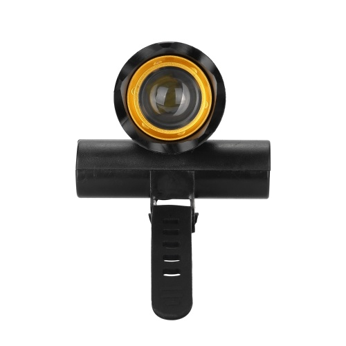 Outdoor Zoomable T6 Bicycle Light Bike Front Lamp Torch Headlight
