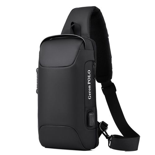 New Style Chest Bag Shoulder Bag Sports Waist Bag Multi-function Messenger Bag for Men
