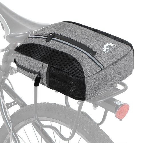 2-in-1 Waterproof Bicycle Insulated Cooler Bag Image