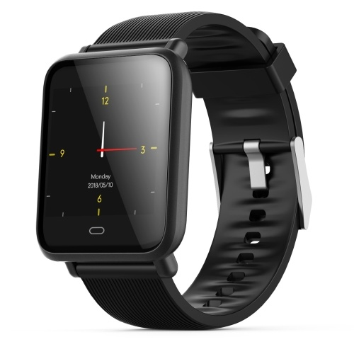 IP67 Waterproof Smart Watch Fitness Tracker Smart Bracelet Heart Rate Blood Pressure Blood Oxygen Monitor Step Counter Calorie Counter Sports Watch Health Monitor Sports Bracelet for Men Women