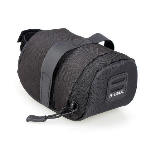 YA-0202 Bicycle Bag Mountain Bike Luggage Bicycle Cushion Bag Equipment Accessories Saddle Storage Bag Cycling Tail Bag
