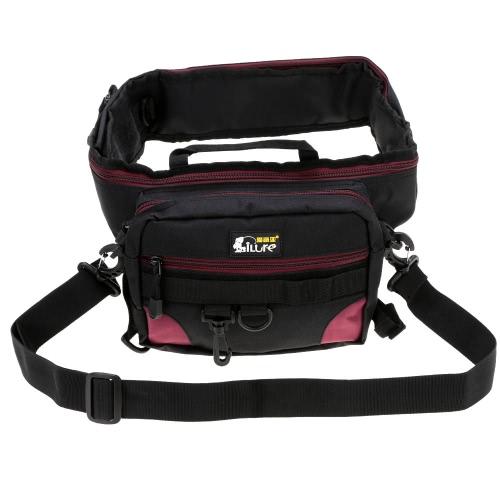 Water-resistant Multifunctional Fishing BagTackle Bag