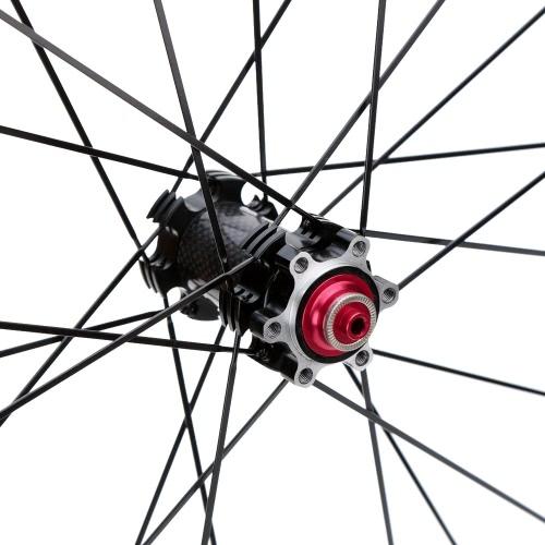 26 '' 24H Тормозное Велосипедное Колесо Горное Велосипедное Колесо MTB Велосипедная Колесная Втулка Обод Колеса Переднийй Задний