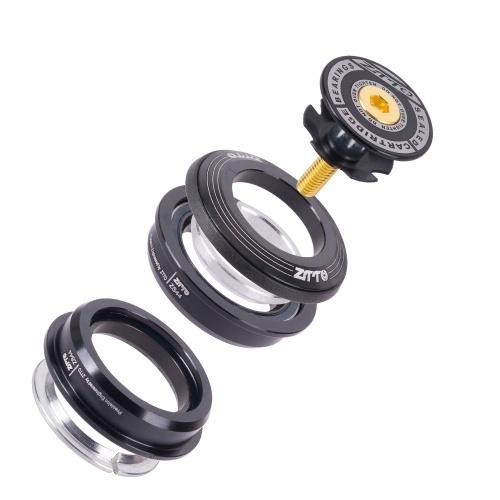 Fone de ouvido da coluna de direção para bicicleta de estrada ZTTO 44 mm para bicicleta Fone de ouvido Palin 4444S