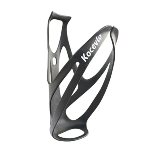 Road Bicycle Water Bottle Rack Carbon Fiber Nylon Fiber Mixed Materials Bicycle Water Bottle Rack Kettle Rack Bicycle Accessories