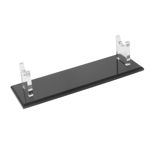 Подставка для лазерного меча Прозрачный акриловый держатель для световой сабли Дисплей поддерживает прозрачное основание Съемный дисплей