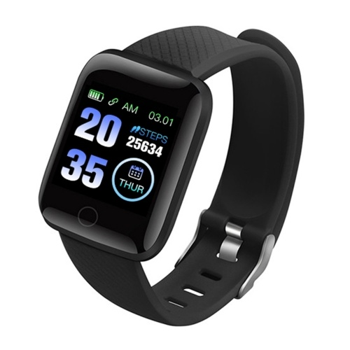Multifunctional Intelligent Watch Band Sensitive 1.3'' Touching Screen Replacement for Android/ IOS System Call Camera/ App Control for Present Gift Adults