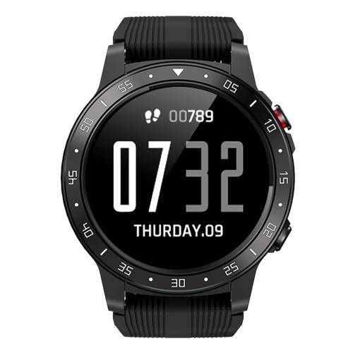 1,65-дюймовый экран BT 3.0 / 4.0 Smart Watch Smart Fitness Tracker Activity Tracker Watch Smart Fitness IP67 Водонепроницаемые часы Запись данных о здоровье Напоминание о массаже по телефону