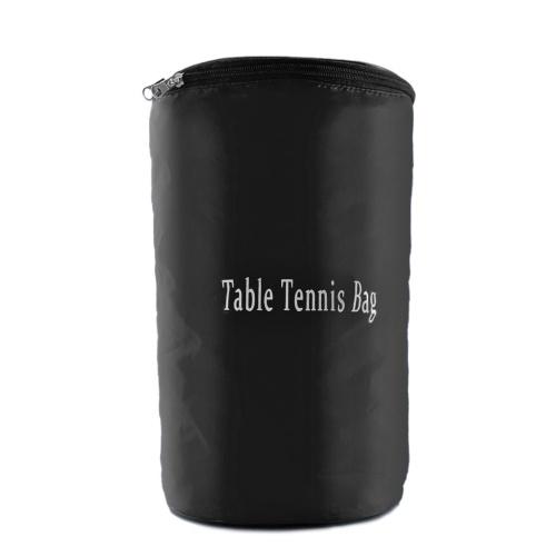 230 Bälle Kapazität Tragbare Pingpong-Aufbewahrungstasche Tischtennisball-Tasche Pingpong-Ball-Tragetasche Sport-Aufbewahrungstasche