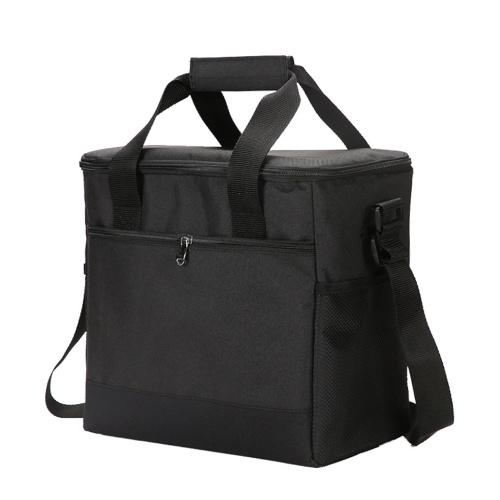 Saco de almoço Saco de isolamento portátil Saco de isolamento para piquenique Os passageiros carregam ferramentas de almoço Saco de comida para o trabalho