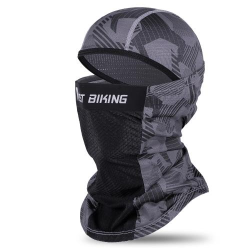 Маска для лица с защитой от ультрафиолета Солнцезащитные накладки на шею Подкладка на открытом воздухе Маска для шлема Велоспорт шейный платок Универсальный дышащий шейный рукав Противопыльный и противокапельный шейный шарф для мужчин и женщин