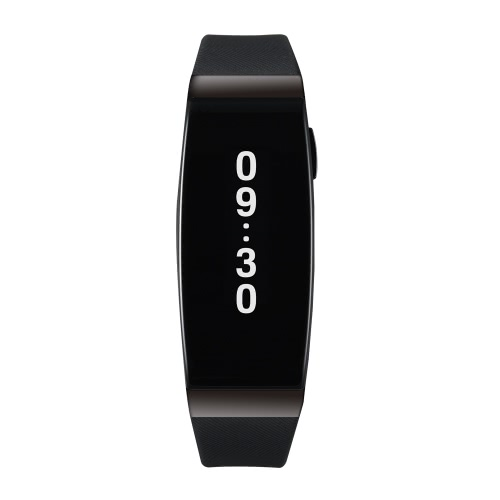 GOLiFE cura-X Smart Band Fitness sport braccialetto pedometro sonno Monitor attività Tracker allarme inattivo notifica intelligente per IOS 8.0 Bluetooth 4,3 Android 4.0