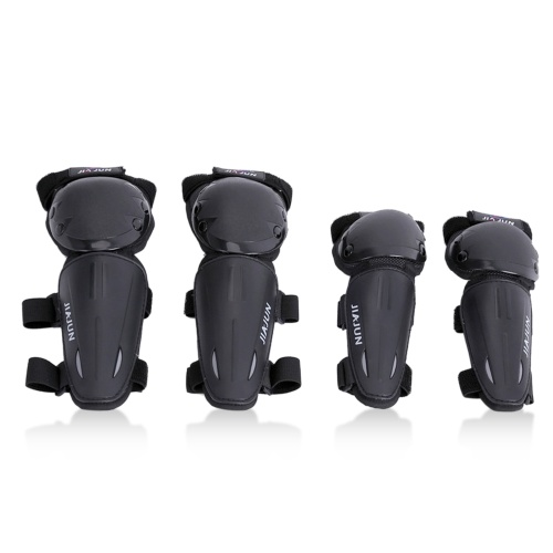 4pcs Knee Pads Elbow Pads Elbow Knee Guards Protective Gear for Kids Outdoor Sport Cycling Skating Skiing Skateboarding