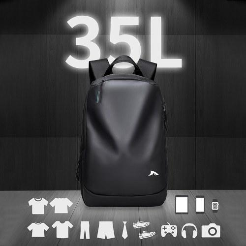 35L Business Backpack Computer Backpack Travel Bag Fits 14 Inch Laptop