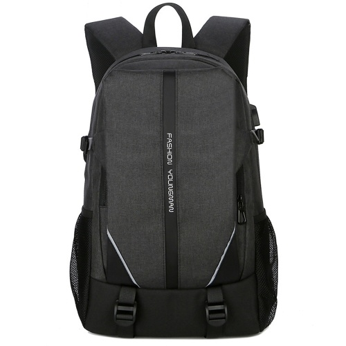 Travel Laptop Backpack Anti Theft Business Backpack with USB Charging Port College School Commuting Bag Fits 15.6 Inch Laptop