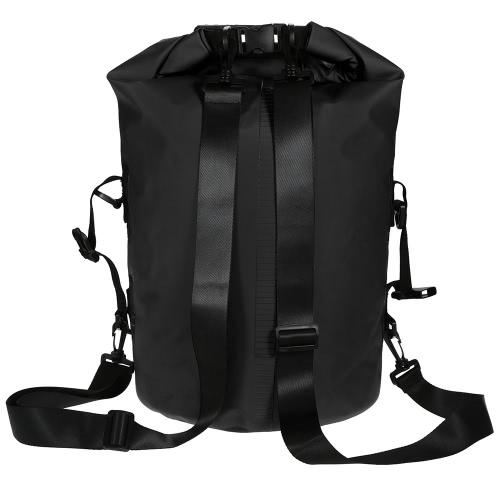 TOMSHOO 40L屋外耐水性ドライバッグ袋収納袋ラフティングボートカヤックカヌーキャンプスノーボードを旅するための