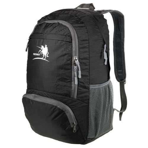 Livre Cavaleiro Ultra-light 35L compactáveis Pacote Estilo Mochila material Sack para o curso Camping Uso Doméstico